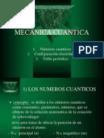 Numeros Cuanticos- Configuracioin- Tabla Period