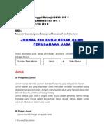 Jurnal Dan Buku Besar Dalam an Jasa II