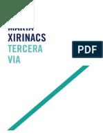 Lluis Maria Xirinacs - Tercera via Edicio 21