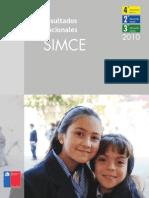 Informe Nacional Simce 2010