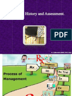 Psychiatric History and Assessment Ppt 2013