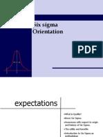 2 Six Sigma Orntn 130111