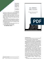 20140105 El Orden Del Culto