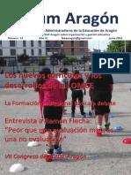 El horario LOMCE de la Educación Física en Aragón
