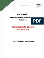 Beatriz Guadalupe Hernandez Gutierrez Eje2 Unidad2 Actividad3