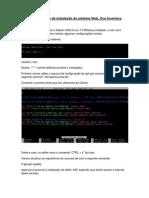 2. Instalação OCS - Debian 7.0 Wheezy