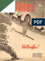 Der Adler - Jahrgang 1941 - Heft 13 - 24. Juni 1941