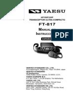 FT 817 Spanish