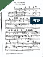 Nat King Cole-Piano