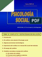 Tema 10 (Psicologia Social)
