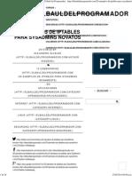 20 Ejemplos de Iptables Para SysAdmins Novatos - El Baúl Del Programador