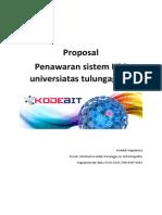 Proposal KRS