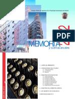 Memoria 2012 Vuds