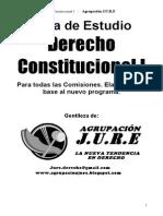 (Versin 1)JURE - Constitucional 1 - Resumen Cat. Nica