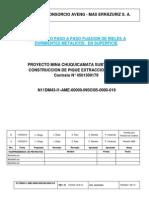 N11DM43-I1-AME-00000-InSCI05-0000-019 REV B.instructivo Paso a Paso Fijación Durmientes Metálicos Superficie.14.05.2014 LOH