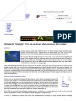 Bermuda Triangle_ New Anomalous Phenomenon Discovered - English Pravda