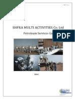 Petroleum Services Guide