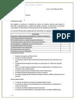 Propuesta Economica - Modulo Licitaciones