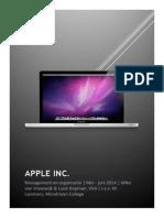M&O Praktische Opdracht - Apple