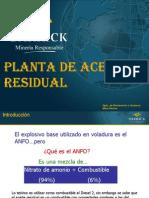 Aceite Residual