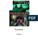 Neil Gaiman Neverwhere 1998