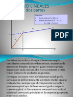 Cap 2 (4-7) Tarifas No Lineales