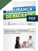 Programa Nacional de Segurança Do Paciente