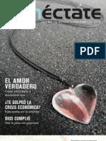 CONECTATE 109 - Noviembre 2009 Amor, Generosidad