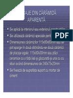 Placaje Din Cărămidă Aparentă-1306086346