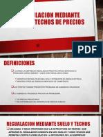 Cap 3 (3-4) La Regulacion Mediante Suelos y Techos de Precios