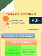 TASA DE RETORNO[1].pptx