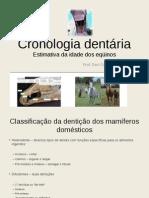 Cronologia dent+â-íria