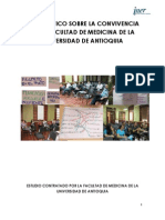 Informe final Diagnóstico Medicina. Año 2014