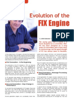 Evolution of the FIX Engine
