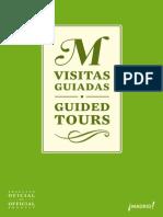 Visitas Guiadas Oficiales Madrid