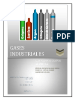 Unidad 7 Gases Industriales