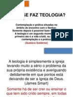 Aula 2 - Introdução a Teologia