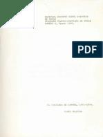 Tomás Moulian (1986) El Gobierno de Ibáñez 1952 - 1958