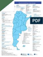 01 - Mapa de Sitios de Memoria de Terrorismo de Estado