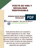 Proyecto de Vida y Sexualidad Responsable