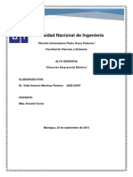 Administracion Vidal Martinez