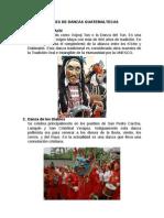 Clases de Danzas Guatemaltecas