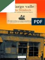 El Largo Valle - John Steinbeck