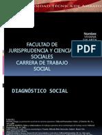 Induccion y Apoyo Del Trabajo Social