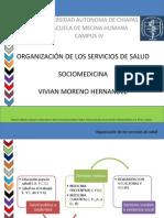 Cap 23 Organización de Los Servicios de Salud Vivian Moreno Hdez.