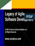 08 AgileLegacy Keynote Slides