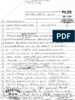 3 10 14 to 4 22 14 Couglin's Handwritten Filings in Jail in Disbarment Appeal in 62337