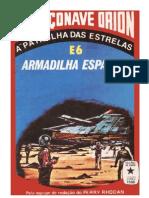 E06 - Armadilha espacial