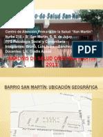 Análisis de Salud Caps San Martín Corregido