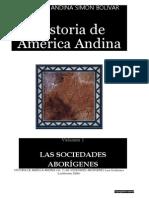 H América Andina Vol I, Intro